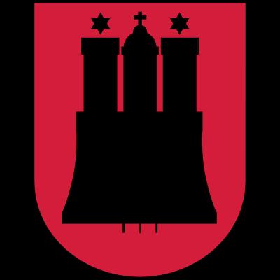 Hamburg Wappen - Hamburg, Wappen, hansestadt, Hafen, HH, Hansestadt Hamburg, Symbol, Abzeichen, Flagge, Hamburg Wappen - hansestadt,Wappen,Symbol,Hansestadt Hamburg,Hamburg Wappen,Hamburg,Hafen,HH,Flagge,Abzeichen