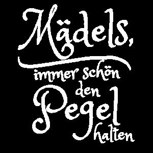 Frauen Shirt für Eskalieren und Action mit Alkohol