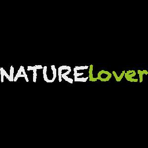 NATURElover, Naturliebhaber, grün