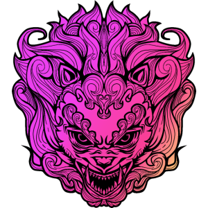 Barong Farbwettbewerb