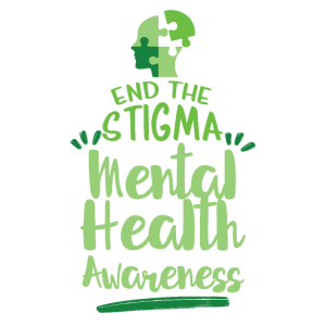 End the Stigma Mental health awareness