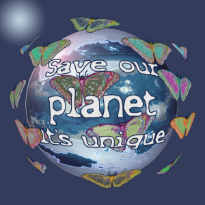 Save our planet it's unique (2)