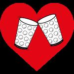 Schorle Liebe – Dubbegläser