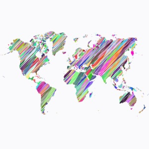 world colorful
