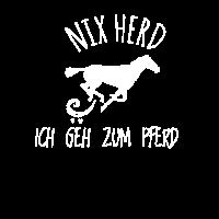 Nix Herd - lieber Pferd