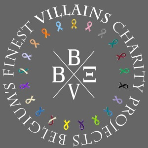BVBE Charity Projects x factor white Charlemagne T