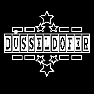 Düsseldorfer! Cooles Shirt für alle aus Düsseldorf