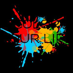 Farbspritzer, Farbe, color your life, bunt, Klecks