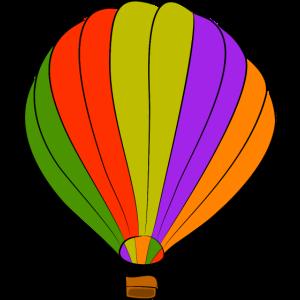 heissluftballon ballon luftfahrt