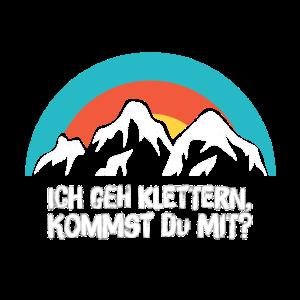 Klettern Sportklettern Felsklettern Geschenkidee
