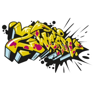 √ 2Wear Toys graffiti slime
