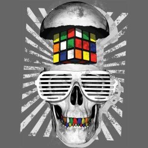 Rubik's Skull Cube