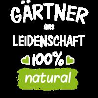 Gärtner natürlich