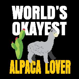 Alpaka Liebhaber