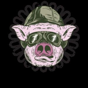 Schweinefleisch-Armee