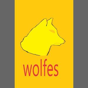 wolfes plakat