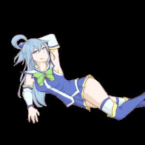 Anime Waifu - Aqua