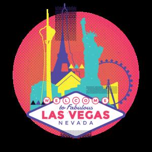 Las Vegas USA Kasino Spiele Abend Geschenk Shirt