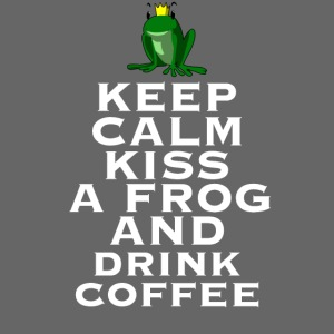 KEEP CALMFROGcoffee