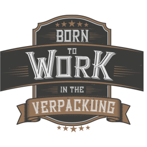 BORN TO WORK - Verpackung