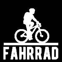 Fahrrad schlicht