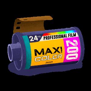 Maxi-Farbfototasche 200