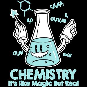 Chemie Ist Wie Magie Nur Echt Laborant Chemikerin