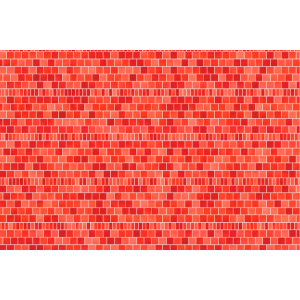 Wand (Rot/Ziegel)