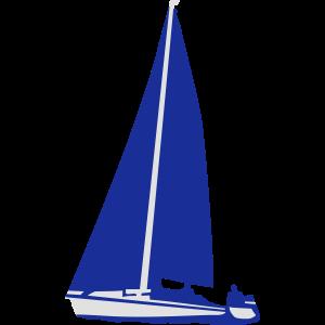 Seegelboot, Segeln