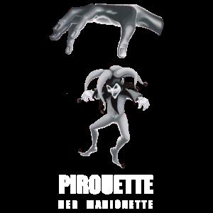 Pirouette der Marionette