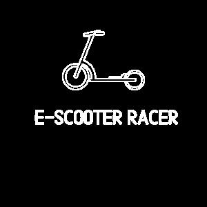 E-Roller Elektroroller T-Shirt