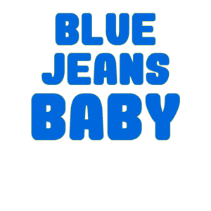 blue jeans baby