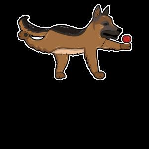 German Shepherd Geschenk Hunderasse Hundehalter
