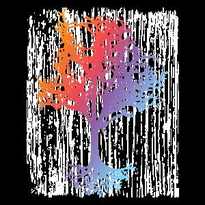 Regenbogen Baum / Rainbow Tree