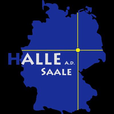 Halle - Halle an der Saale. - Sachen-Anhalt,Saale,Metropolregion,Hufeisensee,Heidesee,Halle,Galgenberg,Forstwerder