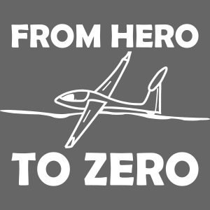 hero to zero god segelflieger