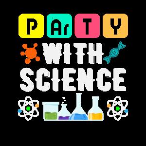 Party Wissenschaft
