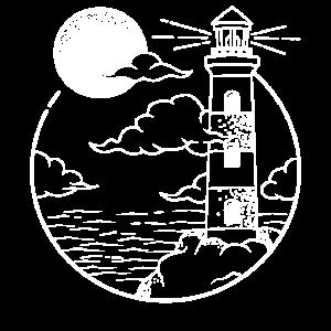 Leuchtturm Küste See Meer