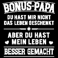 Bonus Papa Herren Du hast mir Stiefvater Geschenk