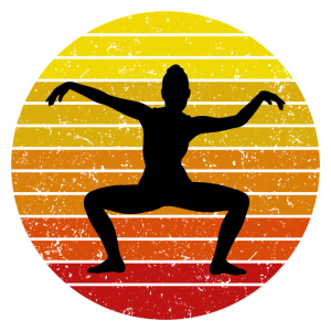 Yoga5 Vintage Yoga Shirt Namaste Esoterik