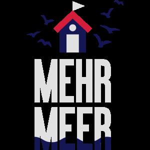 Mehr Meer - Strandhaus - Sommer - maritim - 3C