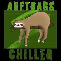 Faultier Auftrags Chiller