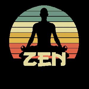 Zen Buddha Vintage