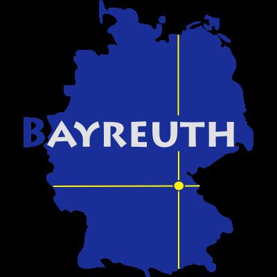 Bayreuth - Bayreuth in Bayern - Richard Wagner,Oberfranken,Bayreuth,Bayern