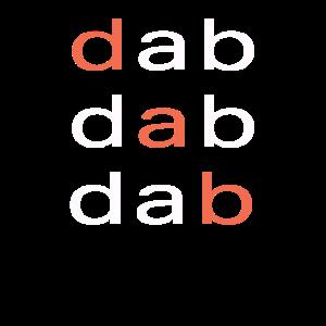 Dab Dab Dab Geschenk