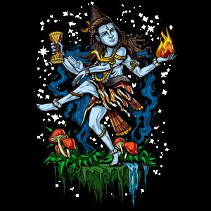 Lord Shiva Dancing Nataraja Hindu-Gott