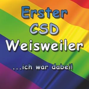 Erster CSD Weisweiler