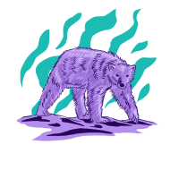 Eisbär Meeressäugetiere Wildschwein Polar Tier Geschenk
