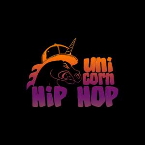 Hip Hop Unicorn - Einhorn
