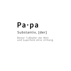 Definition Papa Substantiv